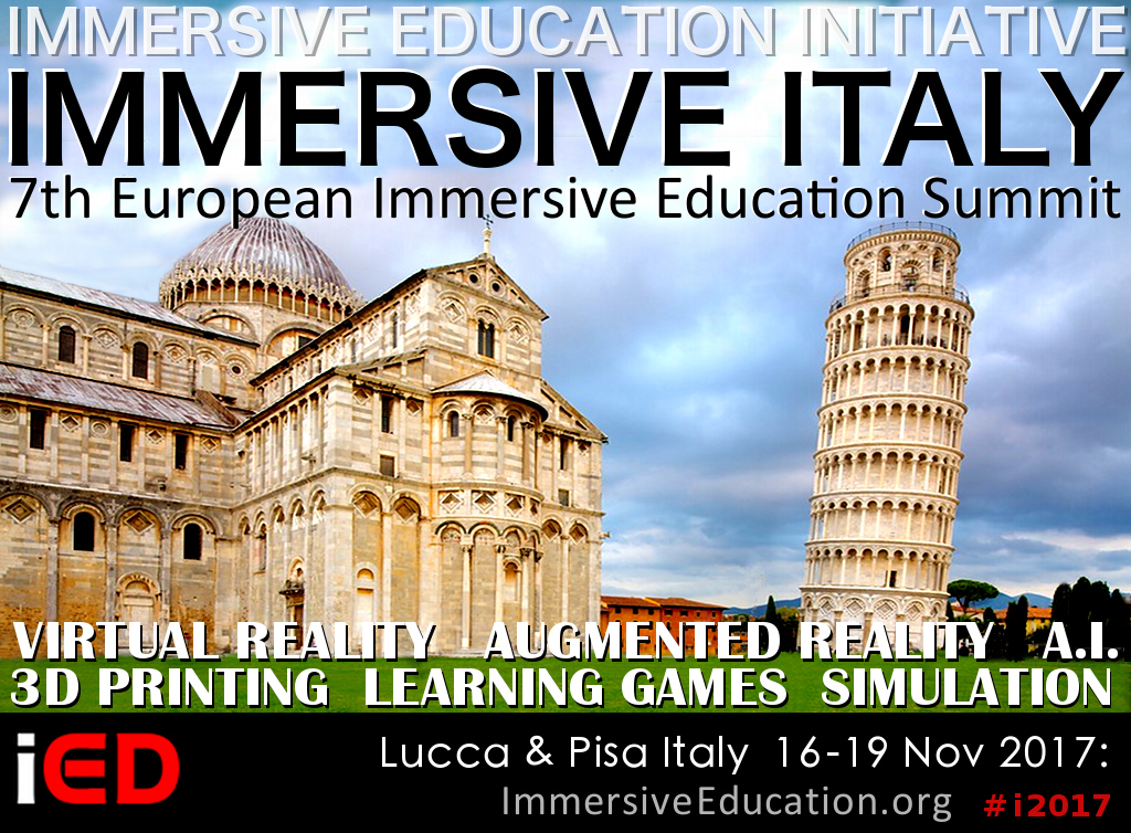 Leaning Tower of Pisa : Immersive Learning